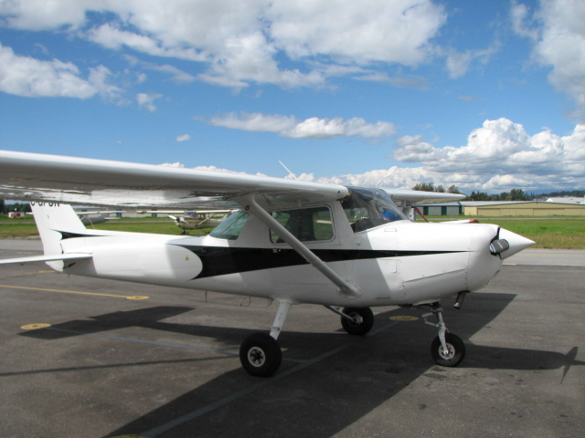 Langley Flying School's Cessna 152 GPUK